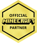 Minecraft Partner Badge